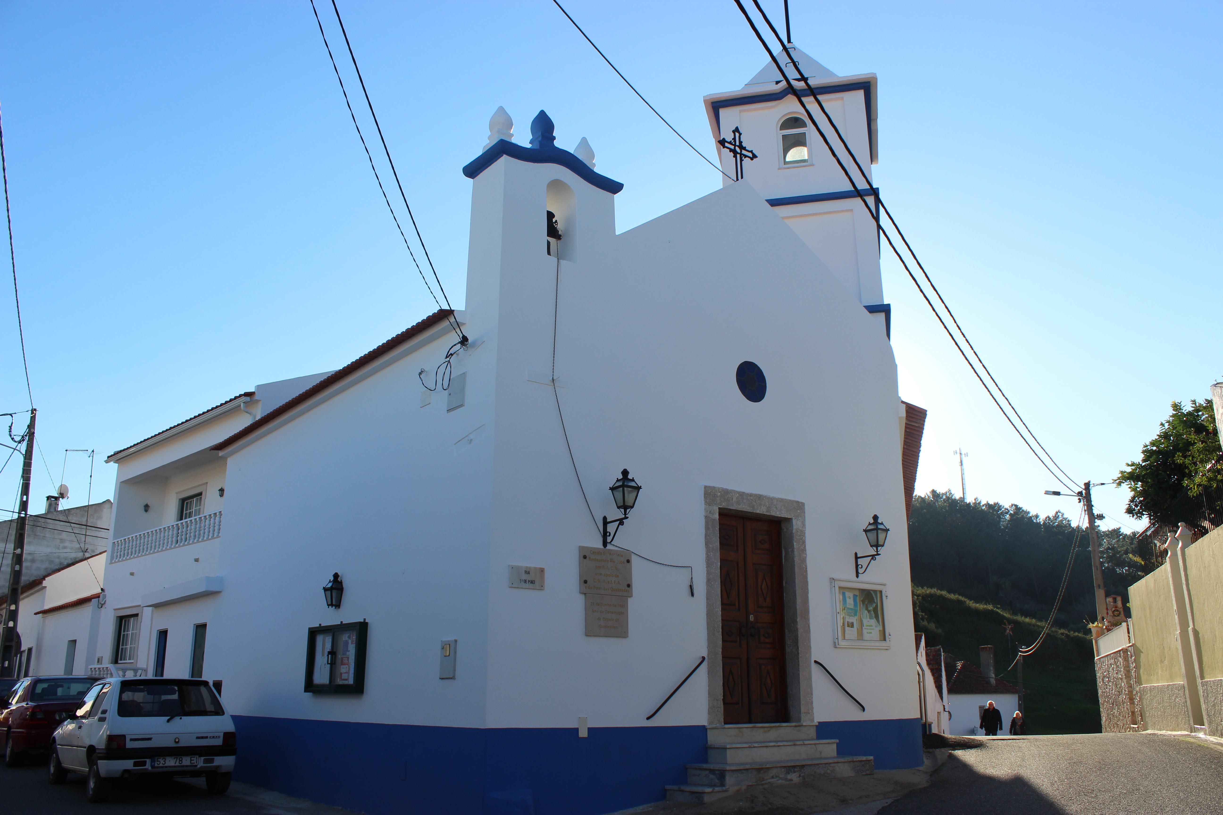 Igreja de Quebradas
