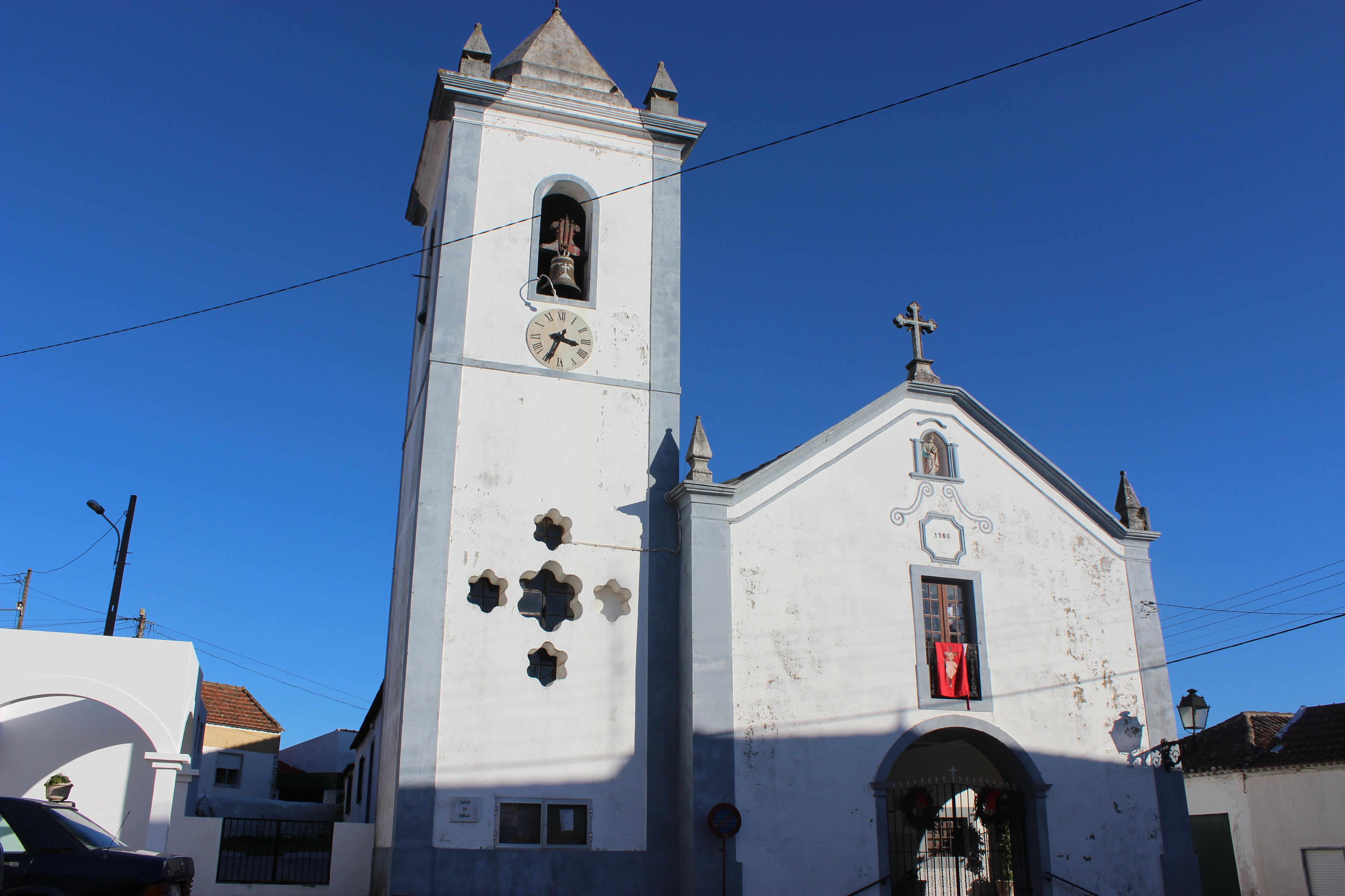 Igreja Paroquial de Tagarro